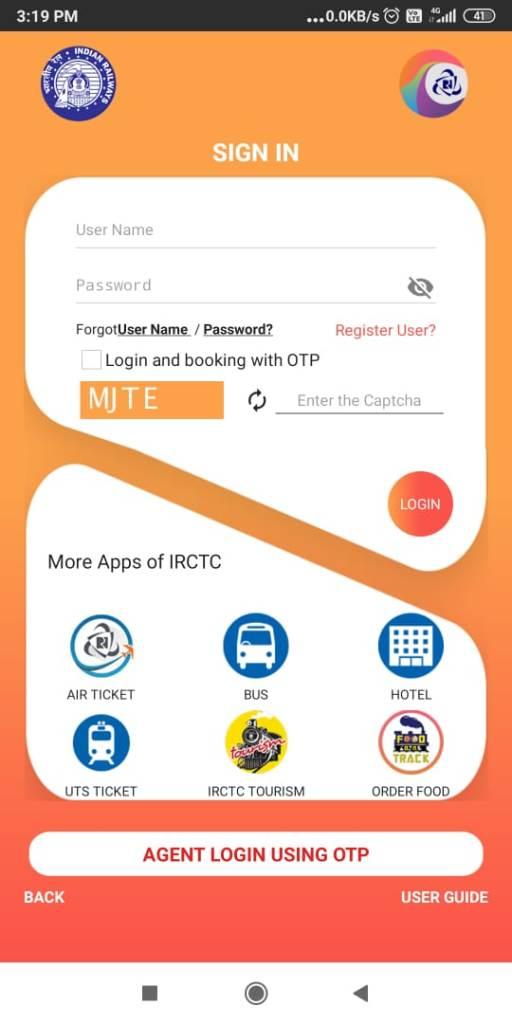 mobile se rail ticket kaise book kare register on irctc app
