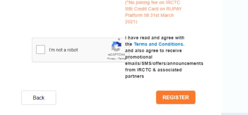 online irctc regitration kaise kare address details
