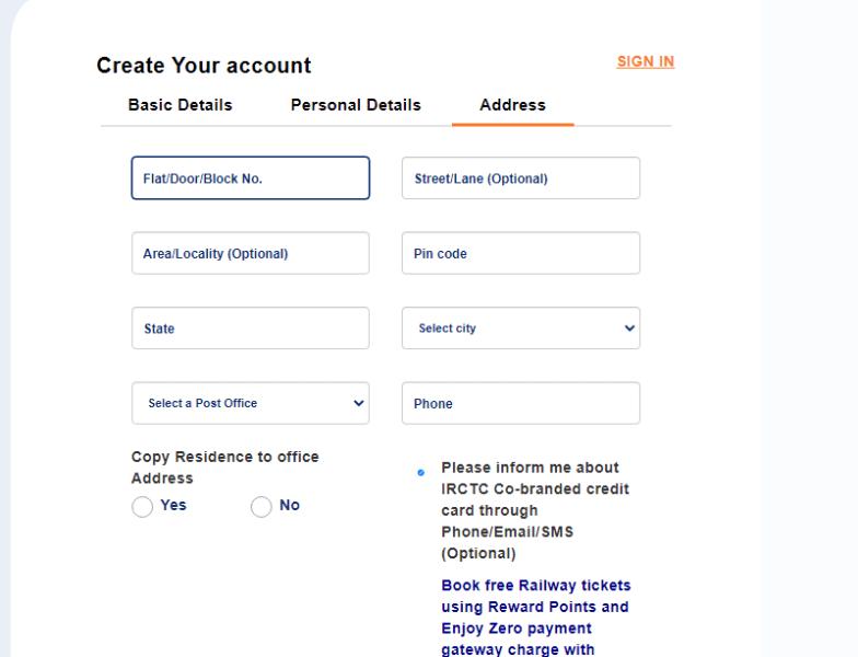 online irctc regitration kaise kare register complete