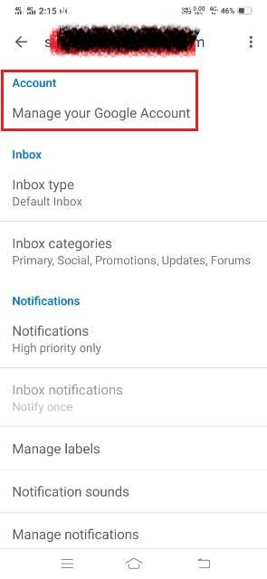 gmail account kaise delete kare sabhi me