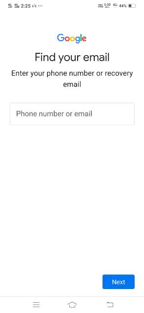 mobile number se gmail id kaise pata kare enter no.