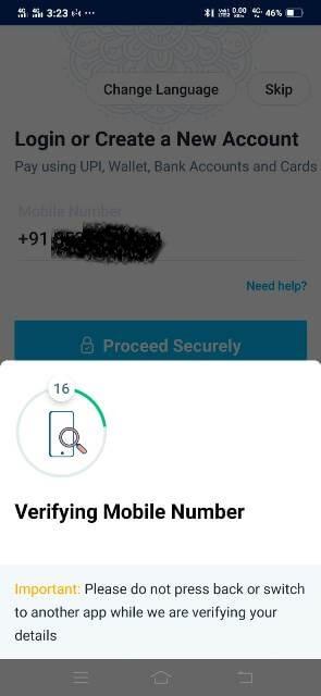 paytm me account kaise banaye verify mobile no